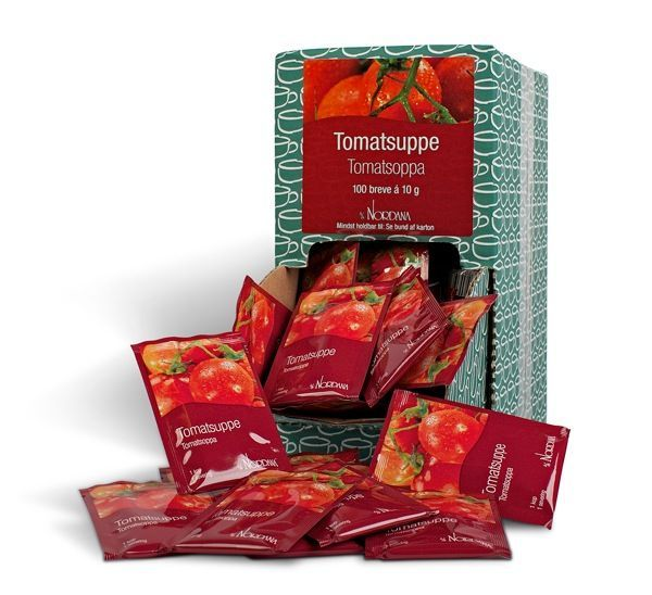 Tomatsuppe i brev - Produkt kategori