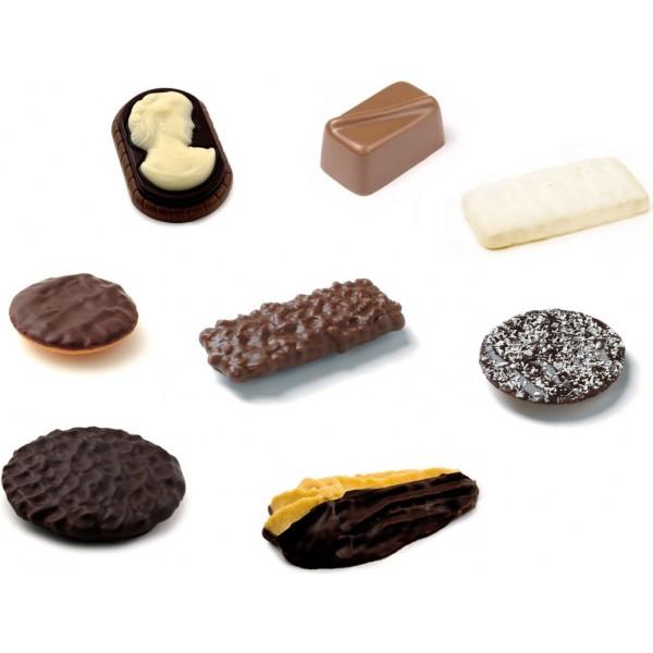 chokolade og kager