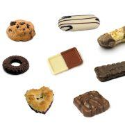 kager og chokolade
