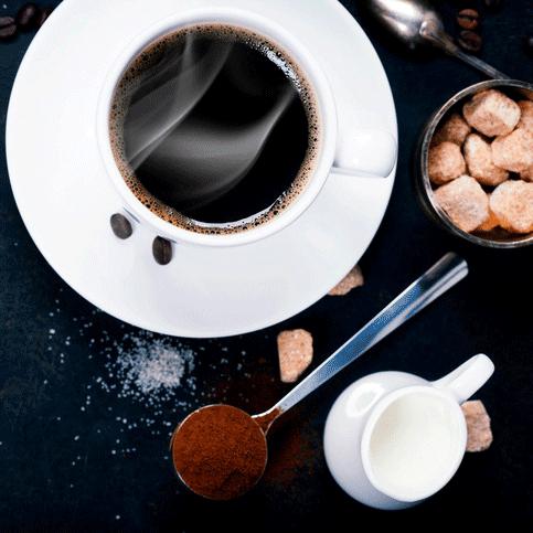 tilbehoer til kaffen mod -