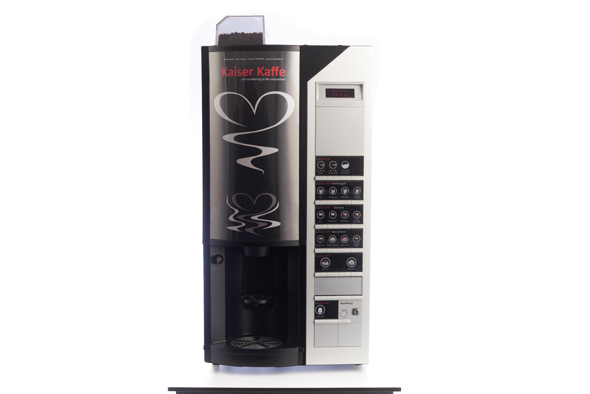 Kaiser Kaffe Wittenborg B2C7100 13151 - Produkt kategori