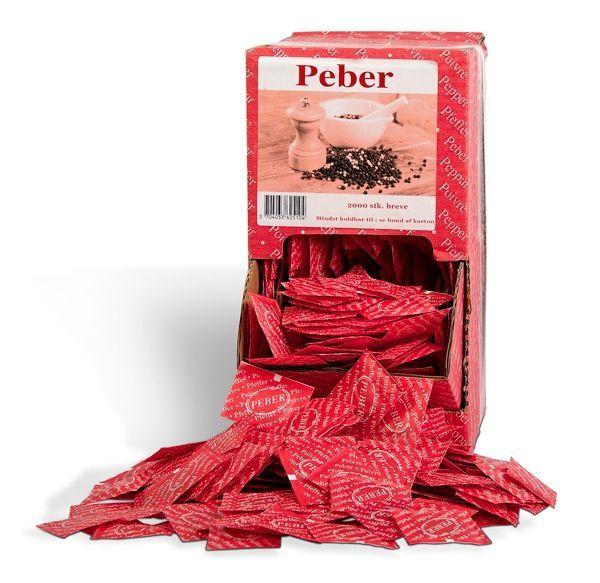 Peber brev 1 - Produkt kategori