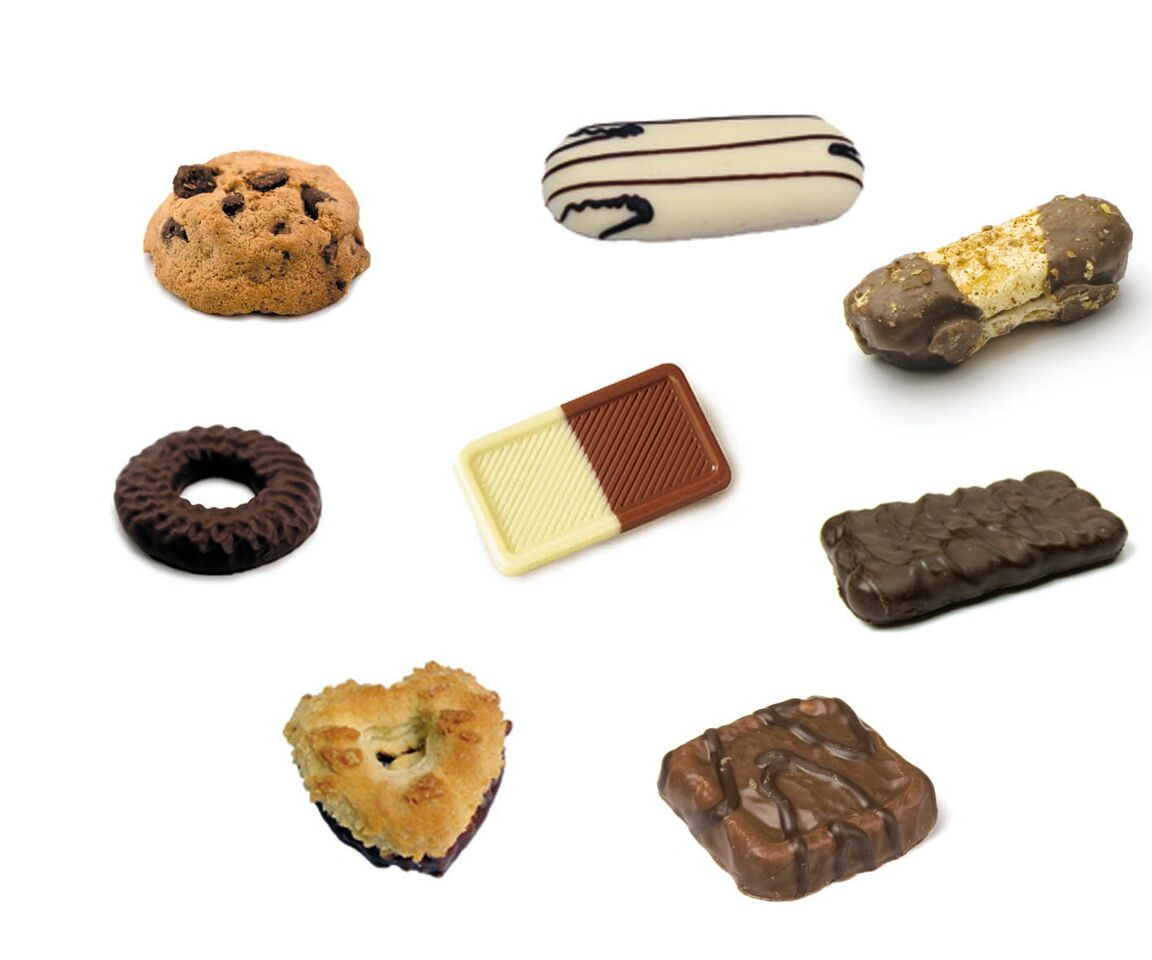 kager og chokolade - Produkt kategori