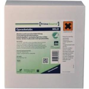 100569 300x300 - Maskinopvask tabs Prime Source Mild Svanemærket i vandopløselig folie 30 stk
