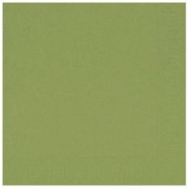 101146 1 600x600 - Serviet Duni 24x24 cm 3-lag Herbal Grøn