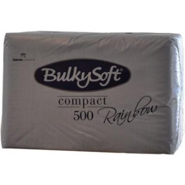 101436 600x600 - Serviet BulkySoft 33x33 cm 1-lag Mørkeblå