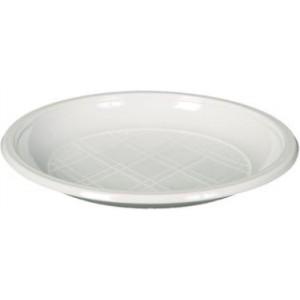 101648 300x300 - Plasttallerken 21 cm dyb standard hvid ps