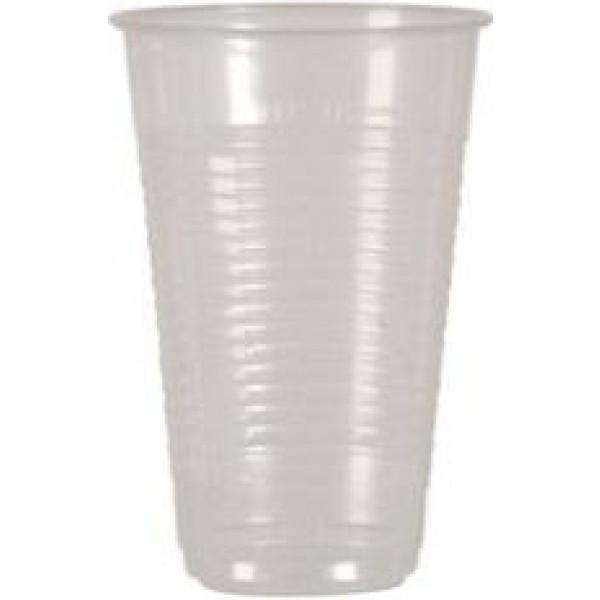 102333 600x600 - Plastglas Catersource 30 cl klar med riller PP højde 125 mm dia 82 mm