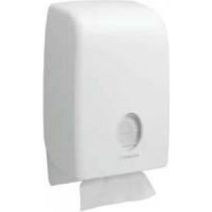 102398 300x300 - Dispenser håndklædeark Kimberly Clark Aquarius Hvid plast