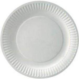 110008 300x300 - Paptallerken Catersource 18 cm rund standard bionedbrydelig hvid