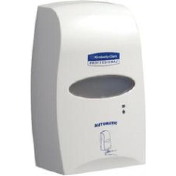 14178 600x600 - Dispenser Sæbe Kimberly Clark skum hvid elektronisk til 14186