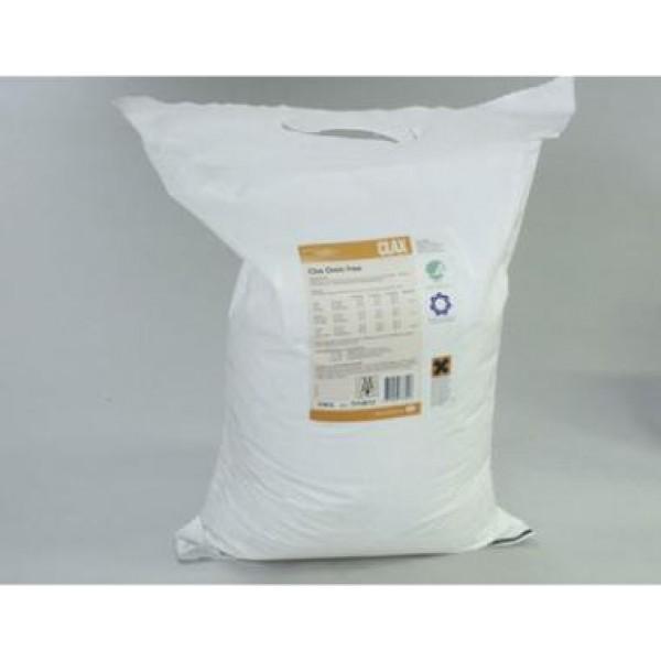 17230 600x600 - Vaskepulver Clax Omin Color G Svanemærke uden parfume/optisk hvid 10kg