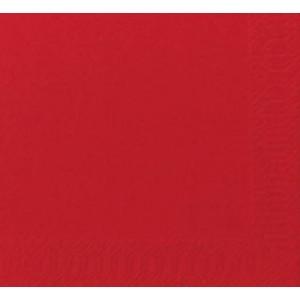 52104 1 300x300 - Serviet Duni 24x24 cm 3-lag Rød