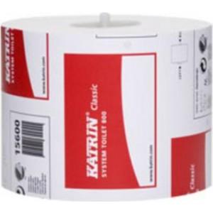 5538 300x300 - Toiletpapir Katrin Classic system. 2 lag hvid 100 meter. 800 ark.