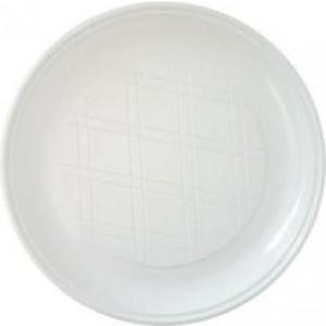 73512 300x300 - Plasttallerken 21 cm standard hvid PS