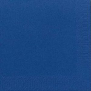 9763 1 300x300 - Serviet Duni 24x24 cm 3-lag Mørkeblå