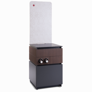 Cabinet 60cm Black Wood 2 1 300x300 - Universal bord til kaffeautomat 60 cm.
