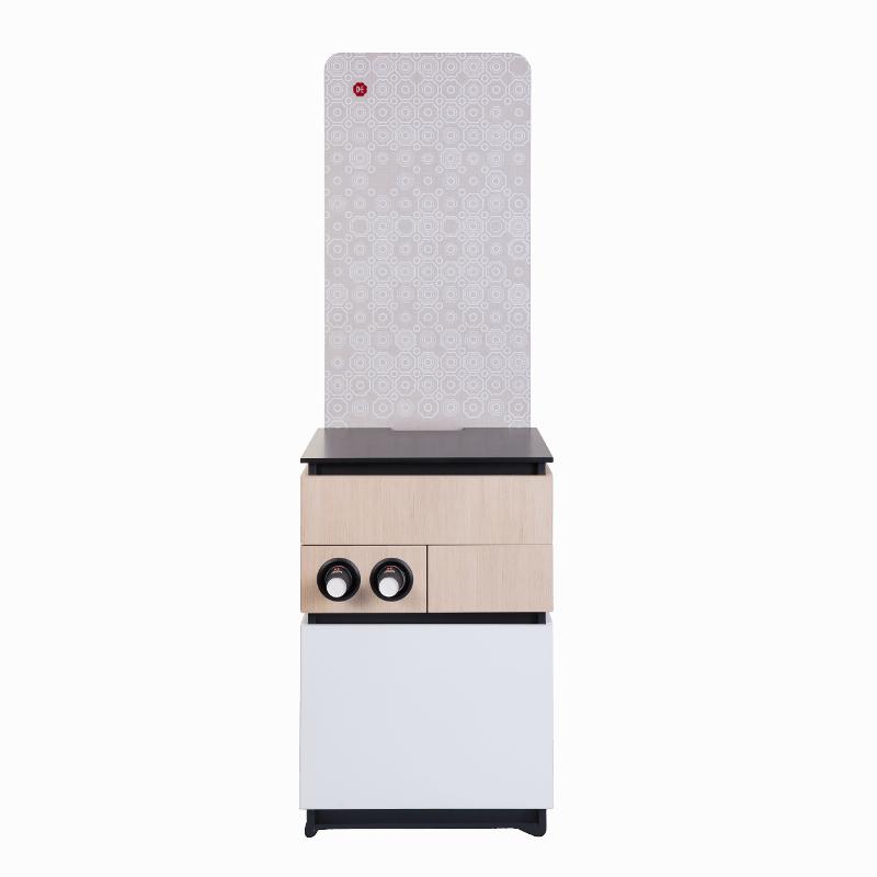 Cabinet 60cm White Wood 1 1 - Produkt kategori