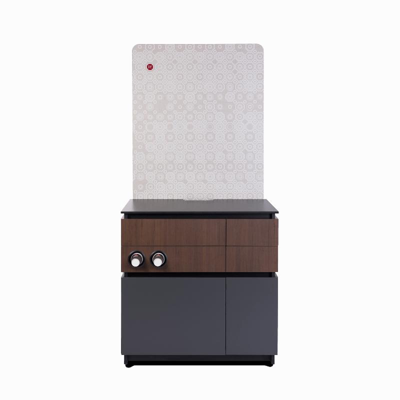 Cabinet 90cm Black Wood 1 1 - Produkt kategori