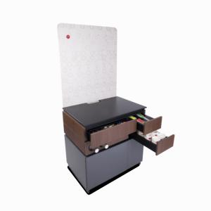 Cabinet 90cm Black Wood 2 1 300x300 - Universal bord til kaffeautomat 90 cm.