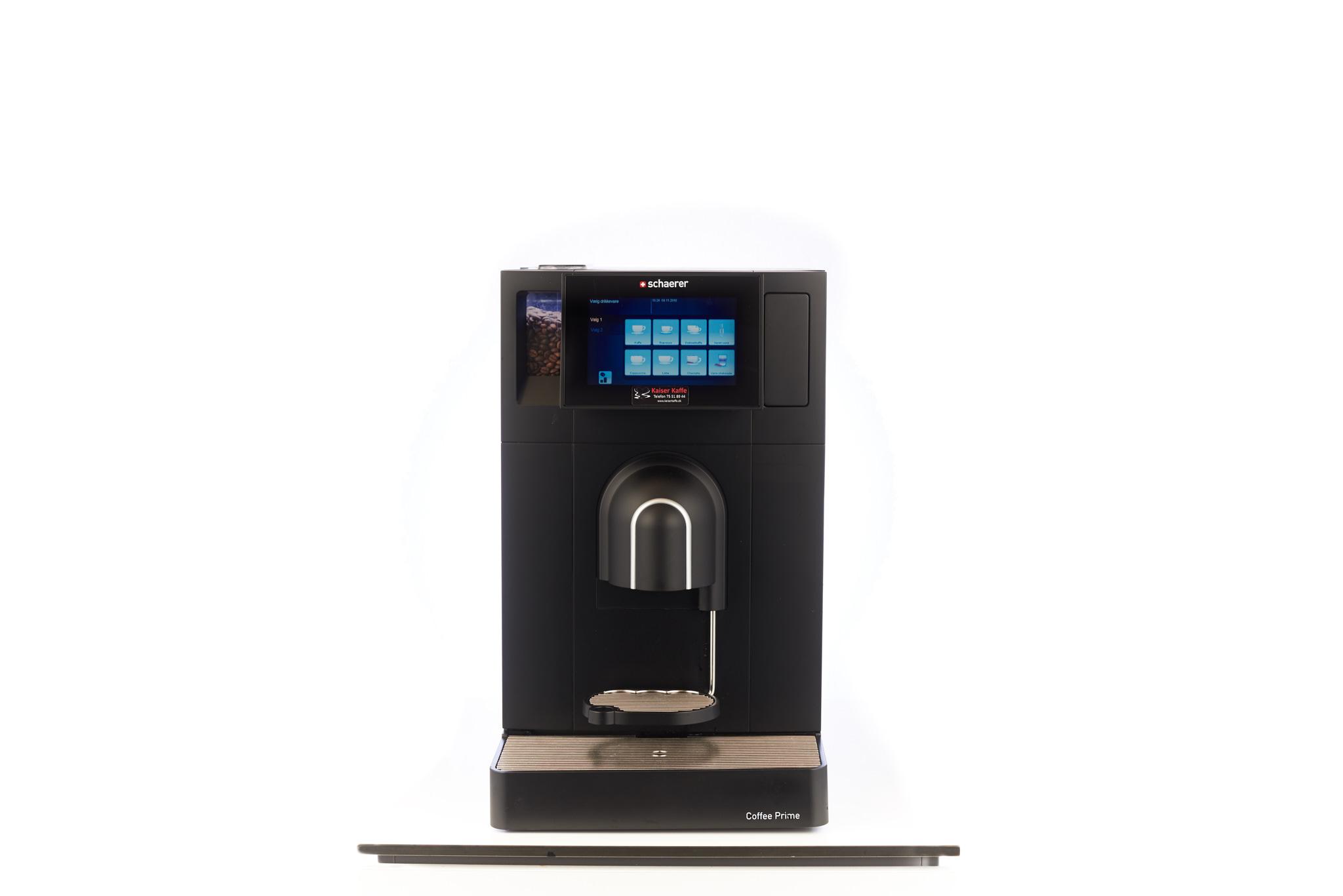 Kaiser Kaffe Schaerer Prime 13167 - Produkt kategori