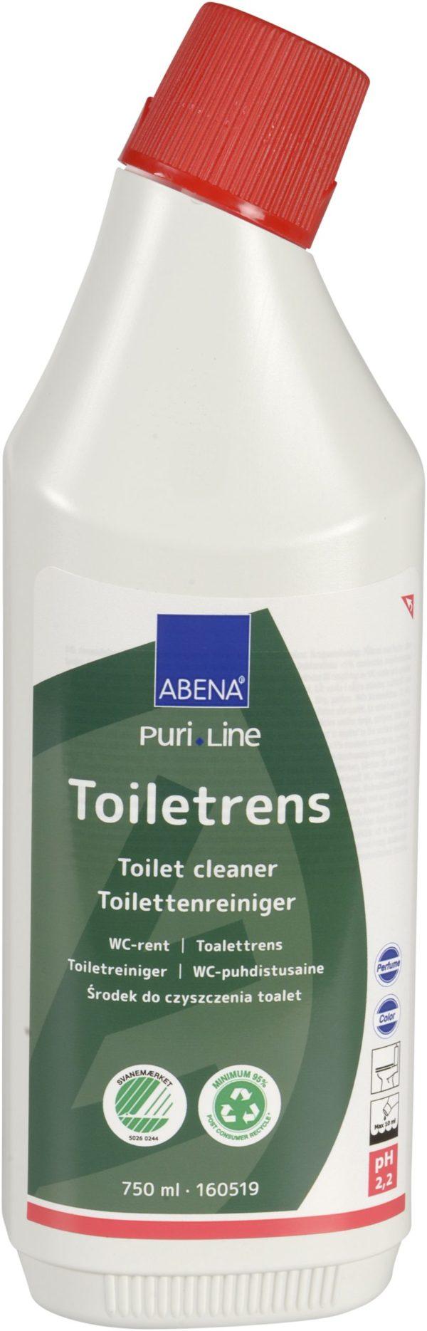 Toiletrens 750 ml