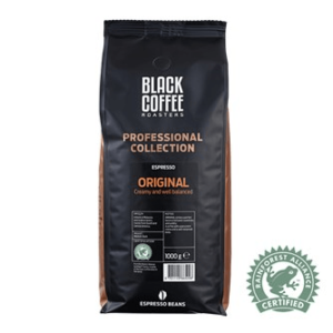 black coffee original
