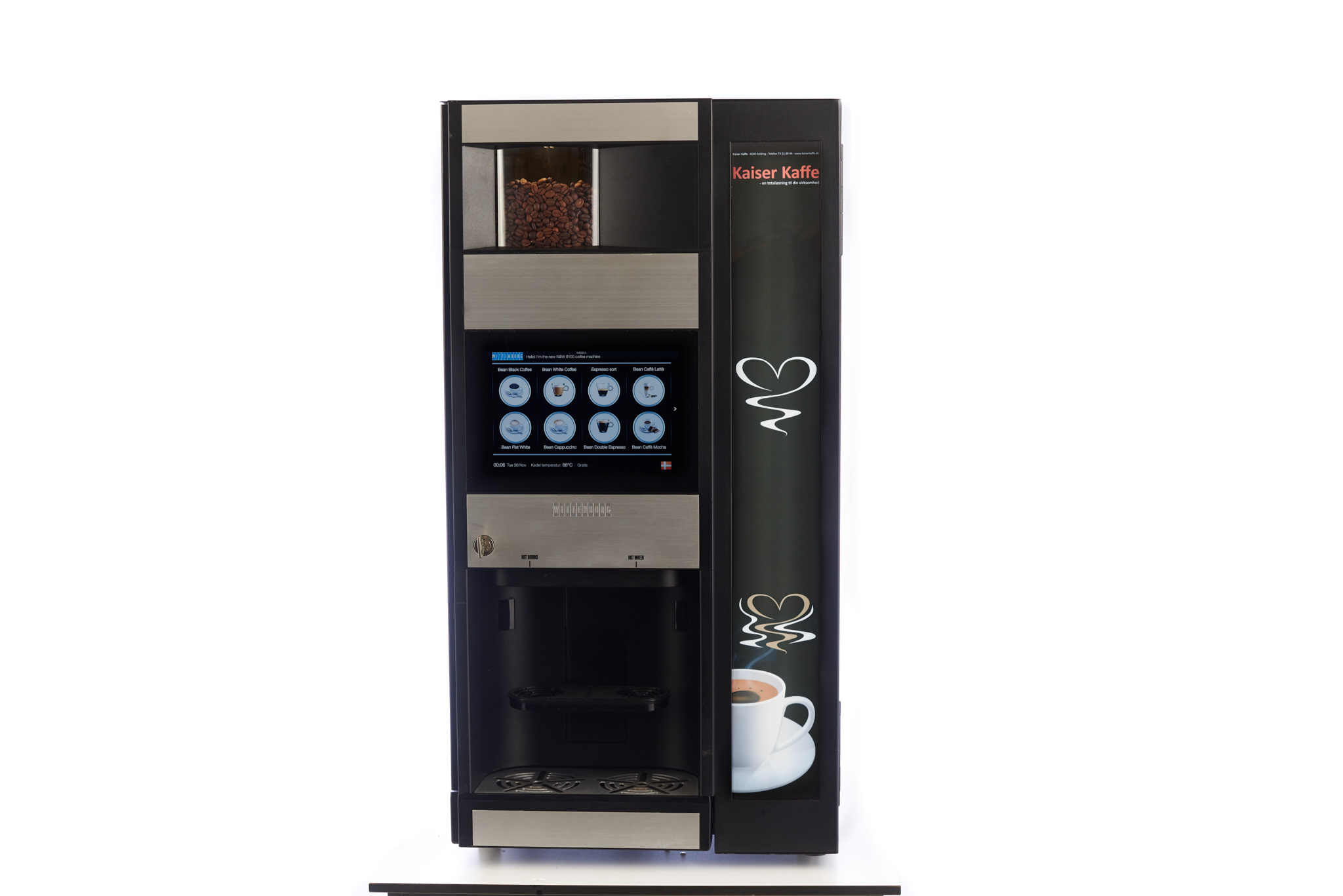 Kaiser Kaffe Wittenborg ES9100 13157 - Produkt kategori