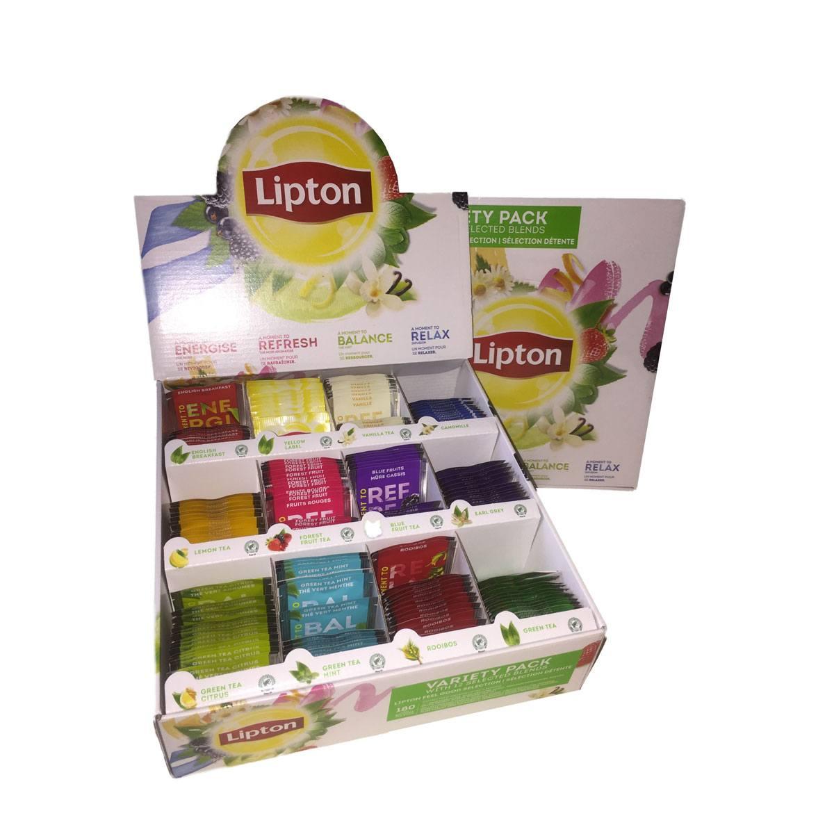 lipton - Produkt kategori